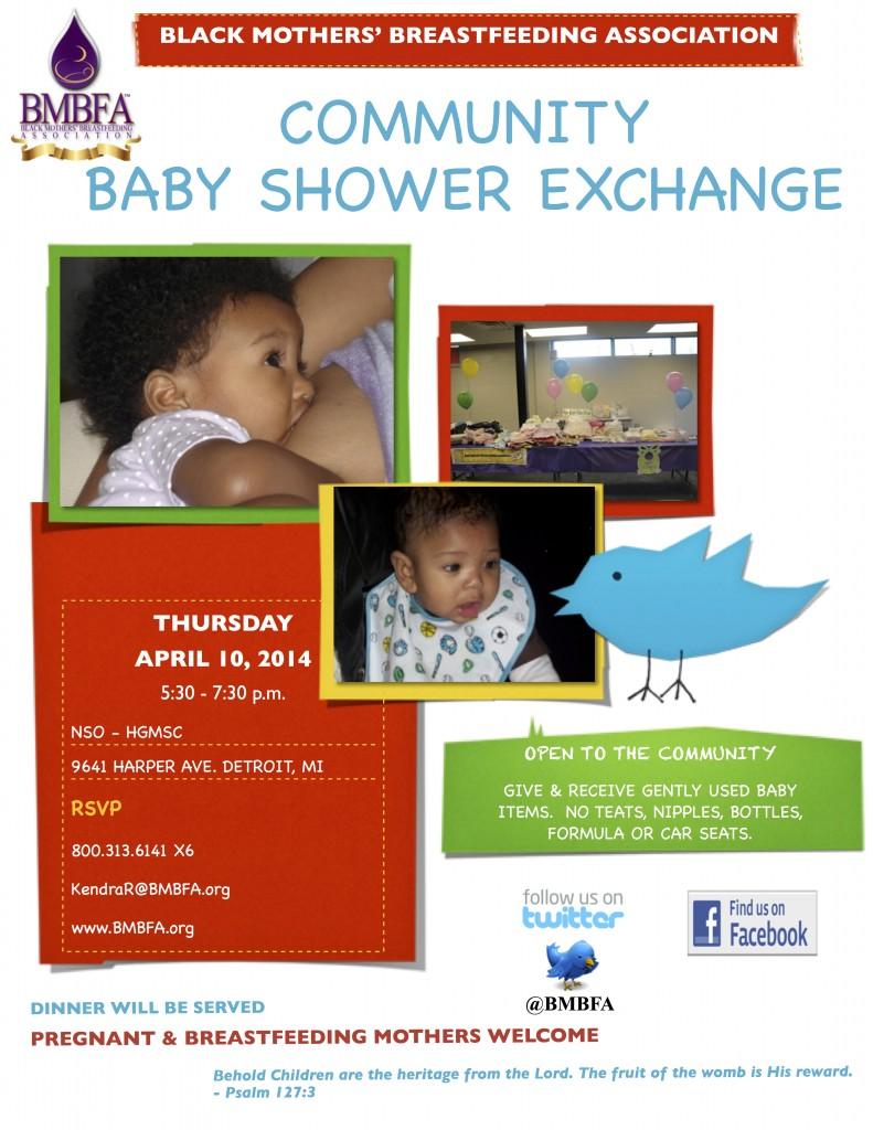 Baby Shower 2014